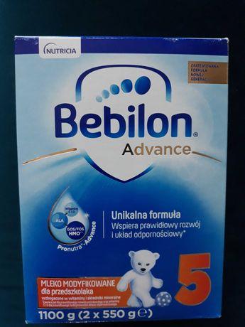Mleko modyfikowane bebilon advance 5