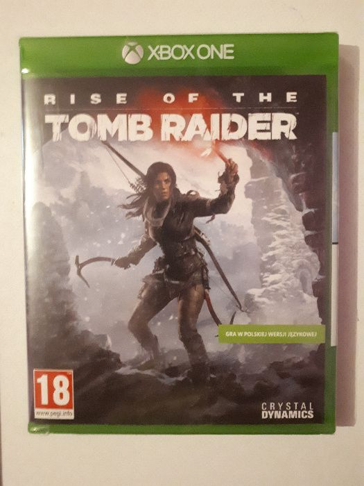 Rise Of The Tomb Raider Xbox One Łuków - image 1