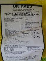 Pasza pełnoporcjowa dla krów mlecznych
