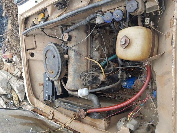 Ваз 2101 по запчастям разборка запчастини детали мост двигатель