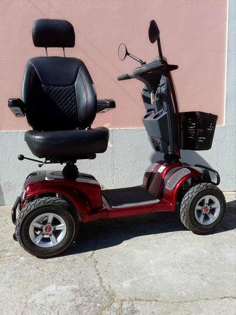 Scooter elétrica Stannah midi 2016