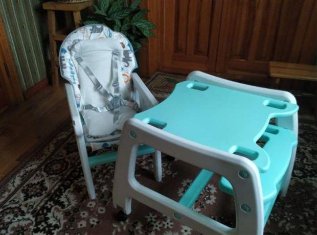 Детский стульчик трансформер , можно качать