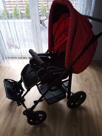 Wózek inwalidzki dla dziecka baffin
