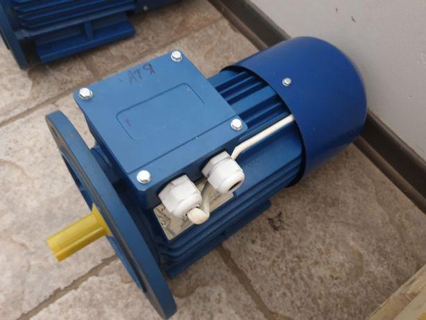 Электродвигатель с тормозом, электромагнитный тормоз, тормозной мотор