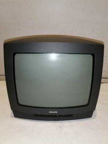 Mały telewizor PHILIPS - 14 cali
