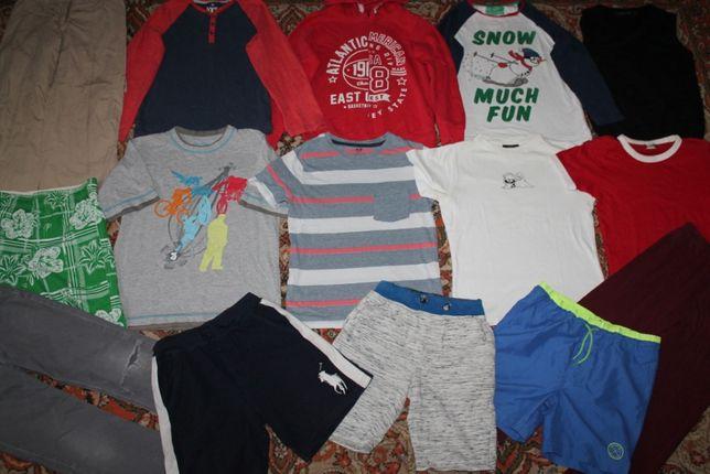 Пакет на мальчика 8-9 лет