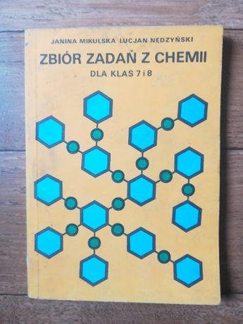 Zbiór zadań z chemii dla klas 7 i 8, J. Mikulska i L. Nędzyński