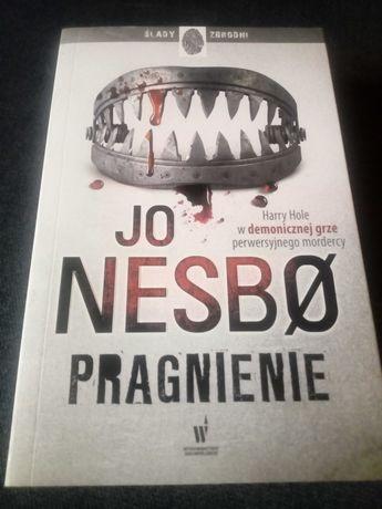 Książka Pragnienie Jo Nesbø