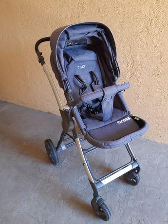 Продам прогулочную коляску с реверсивным сиденьем Tilly Cross