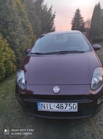 Fiat Punto 1,4 LPG