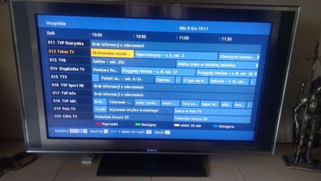 Telewizor SONY KDL -52x3500