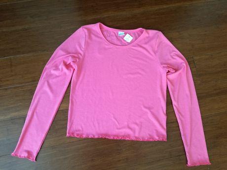 Bluzeczka z długim rękawem - Gina tricot - nowa