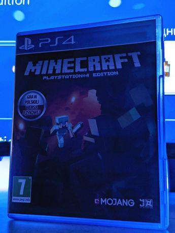 Игра PlayStation 4 Minecraft,игра для PS4,Майнкрафт ПС4, Bedrock