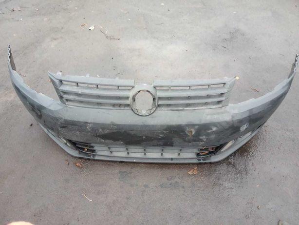 Передній бампер  VW Caddy