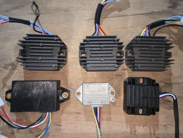 Реле зарядки для японських тракторів Yanmar, Kubota, Iseki, Mitsubishi