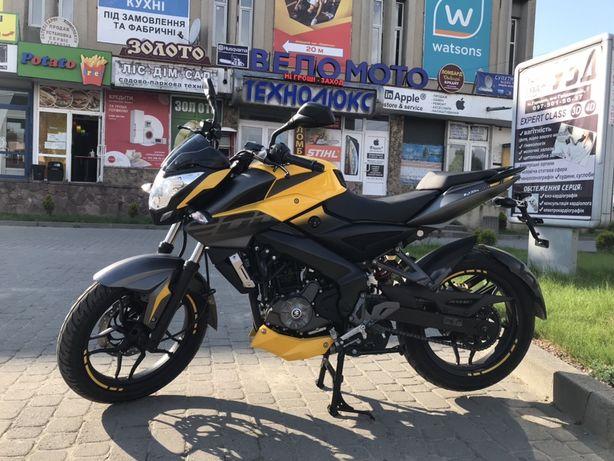 Мотоцикл Bajaj PULSAR NS 200. Доставка по області безкоштовна!!