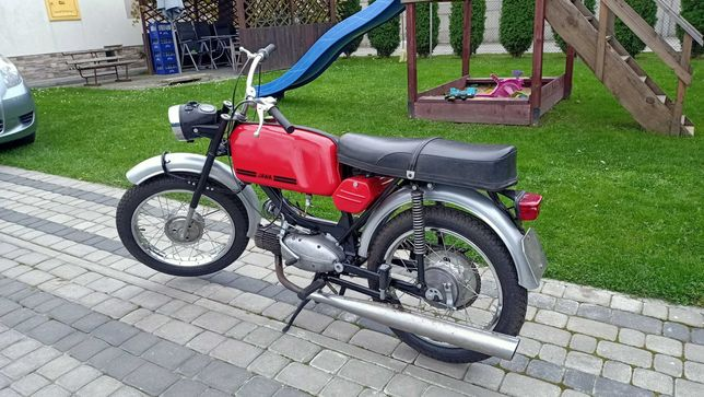 Motor Jawa pojemność 50