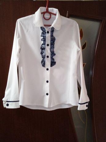 Блузка рубашка кофта детская блуза