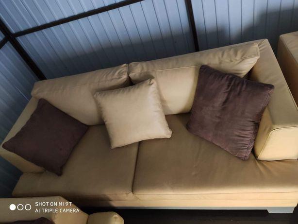 Sofy, zestaw wypoczynkowy, fotel