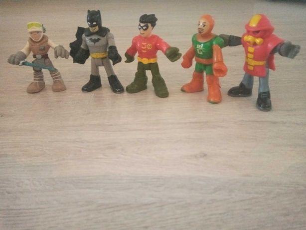 Zestaw figurek Imagine x Batman Robin rycerz