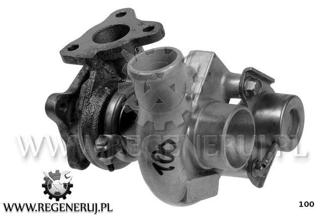 Turbosprężarka 49173 Opel Astra G 1.7 DTI CDTI 75 80KM Y17DT Z17