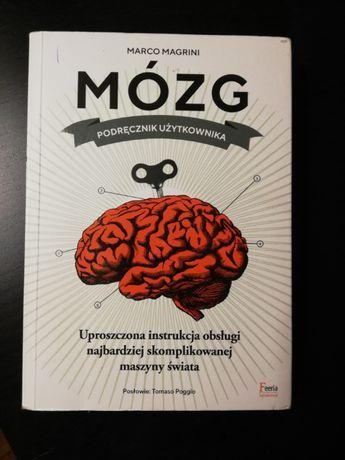 Książka Mózg podręcznik użytkowania -Marco Magrini