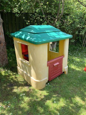 Domek ogrodowy Chicco plastikowy
