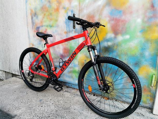 """Btwin Rockrider 540 на 27,5"""" колесах, розмір XL, гидравлика велосипед"""