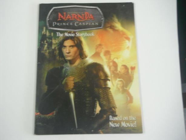 Narnia Książę Kaspian w języku angielskim