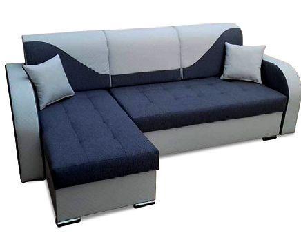 LOPEZ VERTE/ NOWA KANAPA SOFA NAROŻNIK łóżko / 230 x 140 / Sklep meble
