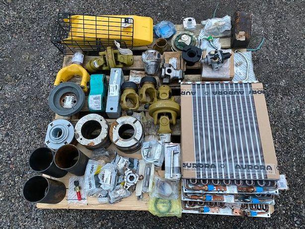 traktor case new holland paleta części nowa