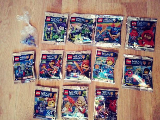 Figurki Lego Nexo Knights - 13 sztuk
