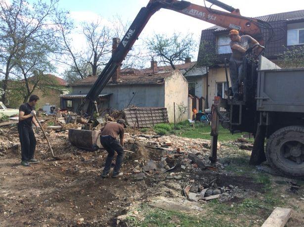 Демонтаж будь яких будівель будь якої складності! Демонтажні роботи !