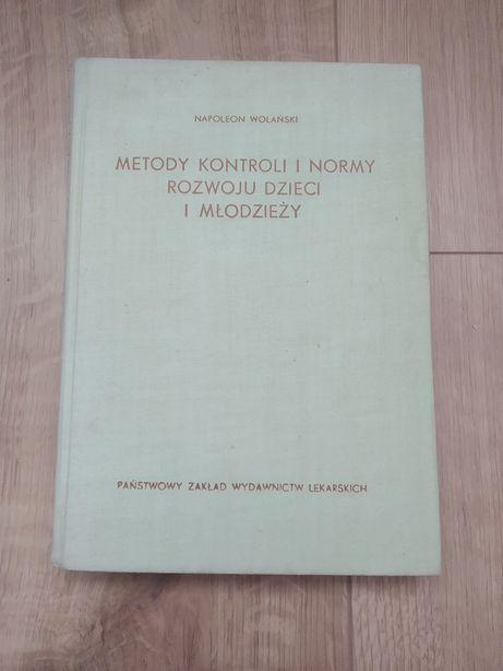 Metody kontroli i normy rozwoju dzieci i młodzieży 1975