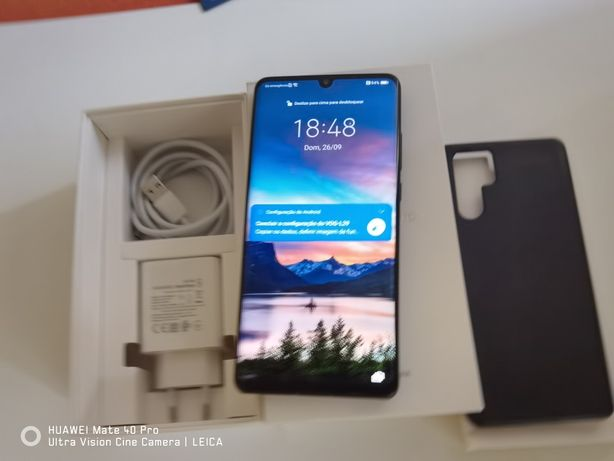 Huawei P30 Pro 8GB/128GB Preto Dual Sim Desbloqueado Aceito Retomas