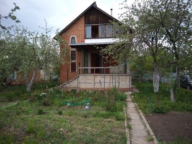 Барановка дача г.Сумы, 2 отдельно стоящих дома, лес, река, озеро