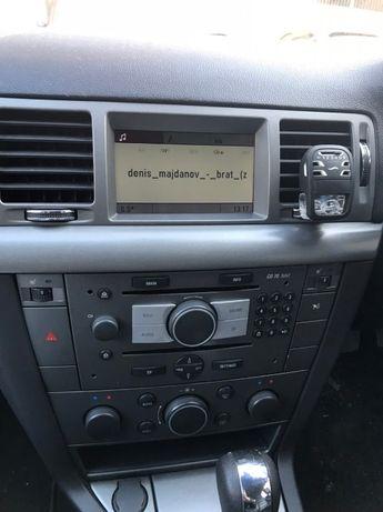 CID + CD70 Navi магнитола Opel Vectra C 2007