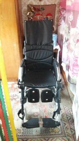 NOWY Wózek inwalidzki .Nowy materac odlerzynowy + gratis