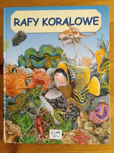 Książka dla dzieci: Rafy koralowe
