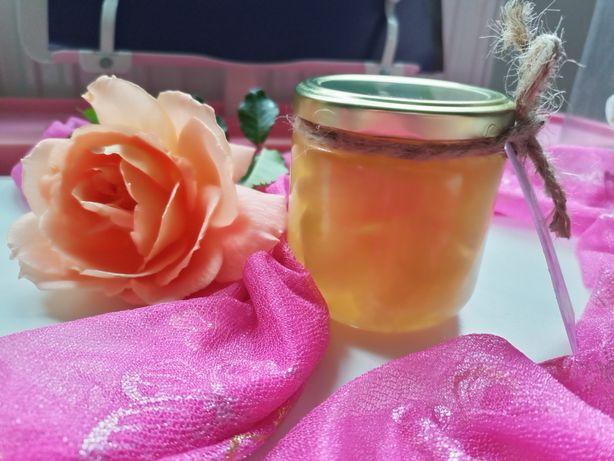 Арбузное варенье, мармелад в соке, ванильно-лимонный вкус.