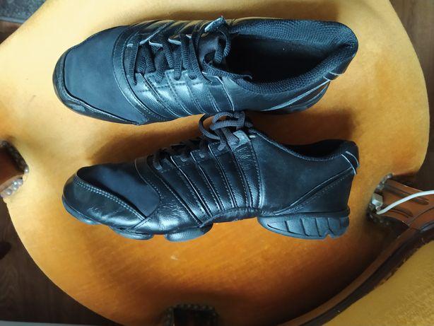 buty do tańca 40.5 skóra bloch jazzówki