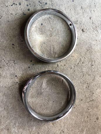 Ободки фар ВАЗ 2101,2102,21,13 хром