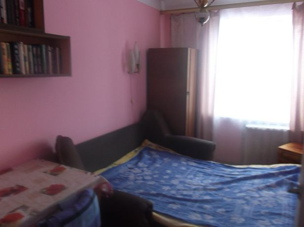 Комната в квартире.