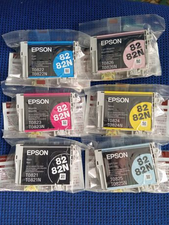 Картриджи ,Epson T50