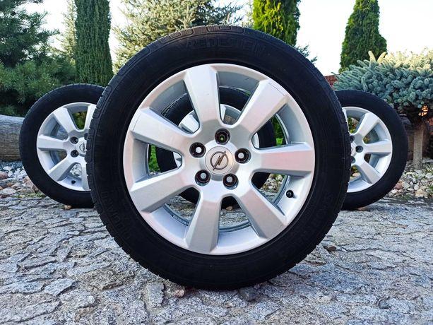 Oryginalne alufelgi Opel 16 5x110 Vectra Astra Zafira Signum Meriva