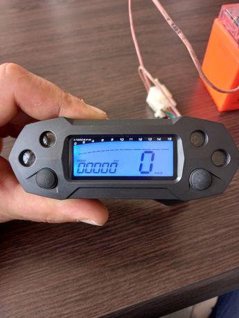Спідометр для мотоцикла, спидометр для квадроцикла БЕЗКОШТОВНА доставк