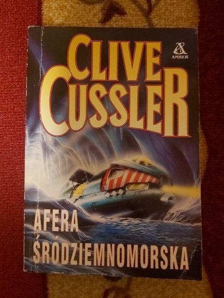 Clive Cussler Afera śródziemnomorska