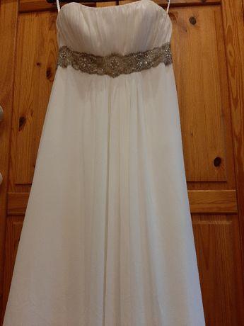 Suknia ślubna roz.40 Salon Hermago