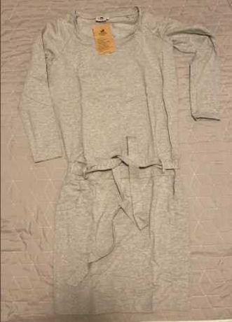 Sukienka ciążowa /do karmienia Cool Mama r. S nowa z metką bawełna