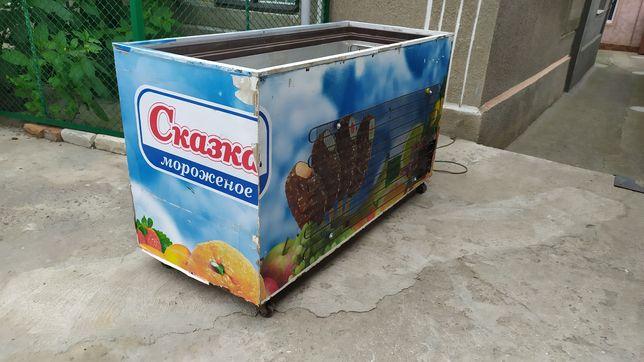 Морозильная камера - Холодильник 2в1